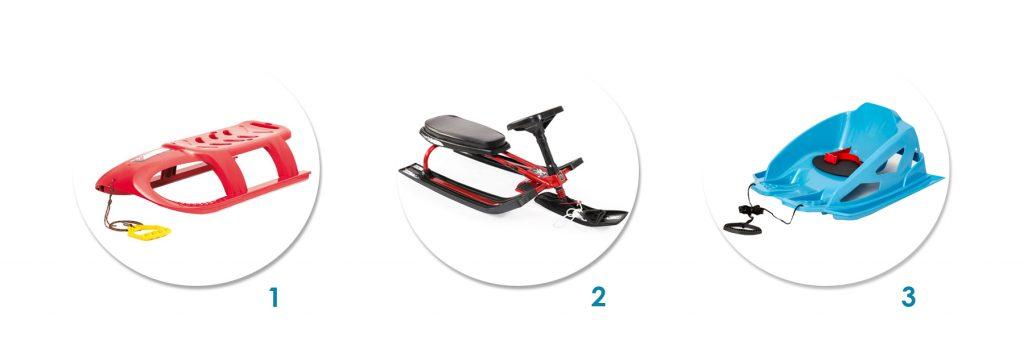 Rent a sledge from Traventuria Bansko